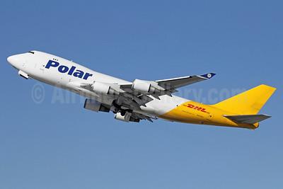 DHL-Polar Air Cargo Boeing 747-46NF N453PA (msn 30811) LAX (Michael B. Ing). Image: 911769.