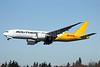 Southern Air (2nd)-DHL Boeing 777-FZB N714SA (msn 37988) PAE (Nick Dean). Image: 908114.