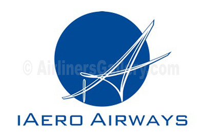 1. iAero Airways logo