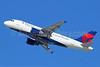 Delta Air Lines Airbus A319-114 N345NB (msn 1774) LAX (Michael B. Ing). Image: 921472.