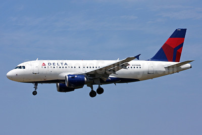 Delta Air Lines Airbus A319-114 N338NB (msn 1693) BWI (Brian McDonough). Image: 913688.