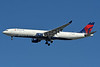 Delta Air Lines Airbus A330-323 N814NW (msn 806) JFK (Fred Freketic). Image: 935572.