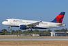 Delta Air Lines Airbus A319-114 N323NB (msn 1453) LGB (Michael B. Ing). Image: 913465.
