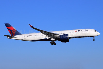 Delta Air Lines Airbus A350-941 N512DN (msn 267) LAX (Michael B. Ing). Image: 948781.