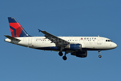 Delta Air Lines Airbus A319-114 N329NB (msn 1543) JFK (Fred Freketic). Image: 935570.