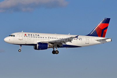 Delta Air Lines Airbus A319-114 N314NB (msn 1191) BWI (Tony Storck). Image: 904925.