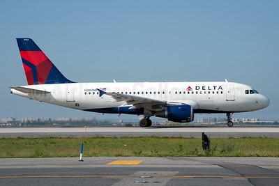 Delta Air Lines Airbus A319-114 N343NB (msn 1752) JFK (Fred Freketic). Image: 928804.