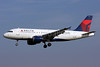 Delta Air Lines Airbus A319-114 N333NB (msn 1582) BWI (Brian McDonough). Image: 904926.