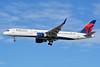 Delta Air Lines Boeing 757-26D WL N900PC (msn 28446) LAS (Jay Selman). Image: 402682.