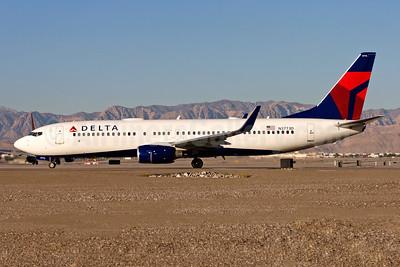Delta Air Lines Boeing 737-832 WL N3773D (msn 30825) LAS (Gunter Mayer). Image: 954383.
