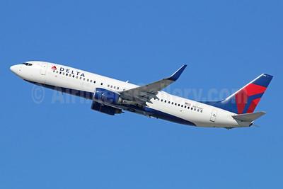 Delta Air Lines Boeing 737-832 WL N3742C (msn 30835) LAX (Michael B. Ing). Image: 944234.