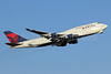 Delta Air Lines Boeing 747-451 N676NW (msn 33002) NRT (Michael B. Ing). Image: 908779.