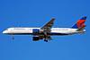 Delta Air Lines Boeing 757-232 N6707A (msn 30395) ATL (Bruce Drum). Image: 100740.