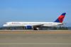 Delta Air Lines Boeing 757-232 N6713Y (msn 30777) SEA (Bruce Drum). Image: 102116.