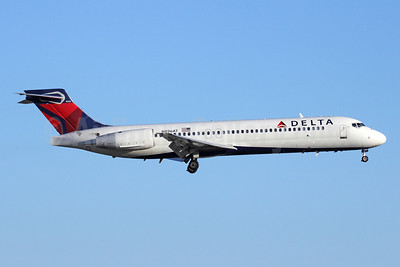 Delta Air Lines Boeing 717-2BD N896AT (msn 55048) LAX (Michael B. Ing). Image: 933371.
