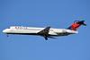 Delta Air Lines Boeing 717-2BD N975AT (msn 55035) ATL (Jay Selman). Image: 402306.