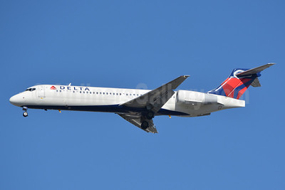 Delta Air Lines Boeing 717-2BD N891AT (msn 55043) ATL (Jay Selman). Image: 402305.