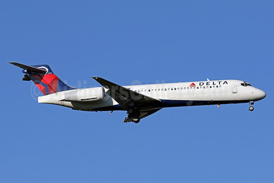 Delta Air Lines Boeing 717-2BD N968AT (msn 55029) IAD (Brian McDonough). Image: 936113.