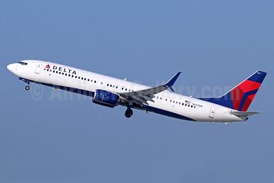 Delta Air Lines Boeing 737-932 ER SSWL N837DN (msn 31948) LAX (Michael B. Ing). Image: 937943.