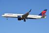 Delta Air Lines Boeing 757-251 WL N552NW (msn 26499) LAS (Jay Selman). Image: 402677.