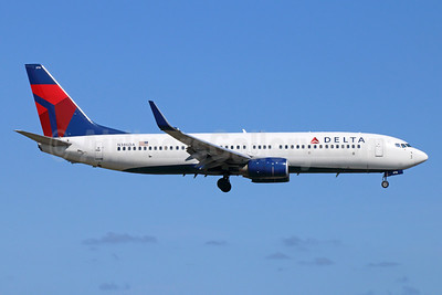 Delta Air Lines Boeing 737-832 WL N386DA (msn 30373) ANC (Michael B. Ing). Image: 944243.