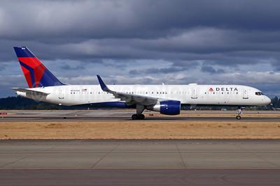 Delta Air Lines Boeing 757-251 WL N544US (msn 26491) SEA (Michael B. Ing). Image: 943069.