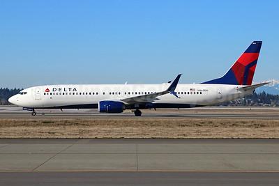 Delta Air Lines Boeing 737-932 ER SSWL N863DN (msn 31975) SEA (Michael B. Ing). Image: 937946.