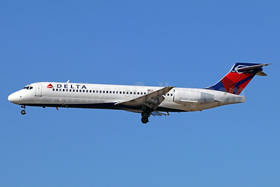 Delta Air Lines Boeing 717-2BD N945AT (msn 55008) LAX (Michael B. Ing). Image: 936110.
