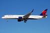 Delta Air Lines Boeing 757-2Q8 WL N710TW (msn 28169) LAS (Bruce Drum). Image: 100086.