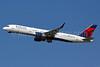 Delta Air Lines Boeing 757-2Q8 WL N707TW (msn 27625) LAX (Michael B. Ing). Image: 904931.