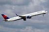 Delta Air Lines Boeing 757-351 WL N581NW (msn 32982) FLL (Jay Selman). Image: 403485.