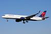 Delta Air Lines Boeing 757-251 WL N554NW (msn 26501) MSP (Bruce Drum). Image: 101505.