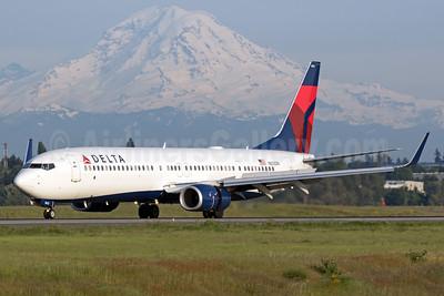 Delta Air Lines Boeing 737-932 ER WL N833DN (msn 31944) SEA (Brandon Farris). Image: 938710.