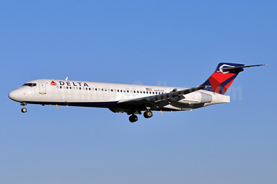 Delta Air Lines Boeing 717-2BD N891AT (msn 55043) BWI (Tony Storck). Image: 921937.