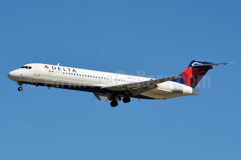 Delta Air Lines Boeing 717-2BD N717JL (msn 55042) CLT (Jay Selman). Image: 403296.