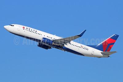 Delta Air Lines Boeing 737-832 WL N3769L (msn 30822) LAX (Michael B. Ing). Image: 944241.