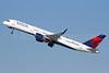 Delta Air Lines Boeing 757-2Q8 WL N624AG (msn 25624) LAX (Michael B. Ing). Image: 921463.