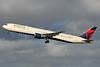 Delta Air Lines Boeing 767-432 ER N838MH (msn 29711) LHR (SPA). Image: 936683.