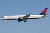 Delta Air Lines Boeing 757-232 N630DL (msn 22920) SLC (Bruce Drum). Image: 104510.
