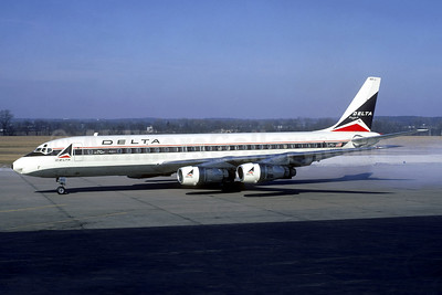 Original DC-8 prototype, first flew on May 30, 1958