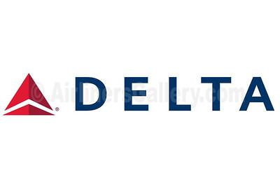 1. Delta Air Lines logo