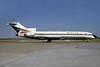 Delta Air Lines Boeing 727-247 N831WA (msn 21483) DFW (Bruce Drum). Image: 102185.