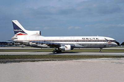 Delta Air Lines Lockheed L-1011-385-1 TriStar 1 N1734D (msn 1225) FLL (Christian Volpati). Image: 953440.