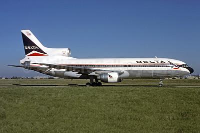 Delta Air Lines Lockheed L-1011-385-3 TriStar 500 N755DL (msn 1184) ORY (Jacques Guillem). Image: 953442.