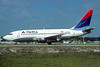 Delta Air Lines Boeing 737-247 N236WA (msn 23184) FLL (Christian Volpati Collection). Image: 936682.