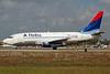 Delta Air Lines Boeing 737-247 N245WA (msn 23519) FLL (Bruce Drum). Image: 100411.