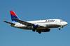 Delta Air Lines Boeing 737-247 N375DL (msn 23602) FLL (Bruce Drum). Image: 100737.