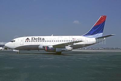 Delta Air Lines Boeing 737-232 N314DA (msn 23086) JFK (Christian Volpati Collection). Image: 953273.