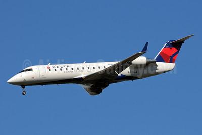 Delta Connection-ASA (Atlantic Southeast Airlines) Bombardier CRJ200 (CL-600-2B19) N856AS (msn 7404) ATL (Bruce Drum). Image: 101240.