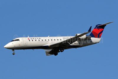 Delta Connection-ASA (Atlantic Southeast Airlines) Bombardier CRJ200 (CL-600-2B19) N861AS (msn 7445) ATL (Bruce Drum). Image: 101241.